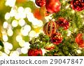 圣诞节照明 29047847
