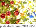 圣诞节照明 29047851