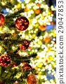 圣诞节照明 29047853