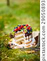Summer berry cake 29050893
