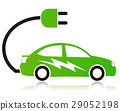 electric car concept 29052198