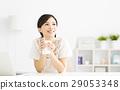 咖啡 女人 女性 29053348