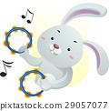 兔子 兔 音樂 29057077