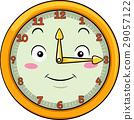 상징, 캐릭터, 시계 29057122