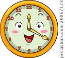 상징, 캐릭터, 시계 29057123