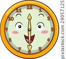 상징, 캐릭터, 시계 29057125