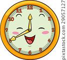 상징, 캐릭터, 시계 29057127