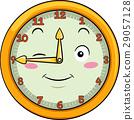 상징, 캐릭터, 시계 29057128