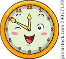 상징, 캐릭터, 시계 29057129