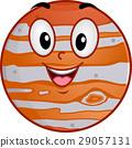 Mascot Planet Jupiter 29057131