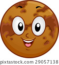 Mascot Planet Venus Dark Spots 29057138