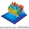 cityscape, technology, city 29059666