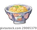 鸡和蛋饭 29065379