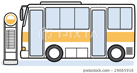 一辆公共汽车 29065916