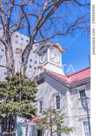 札幌市鐘樓(原札幌農學院音樂廳) 29066990