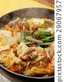 泡菜火锅 29067957