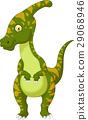Parasaurolophus cartoon 29068946
