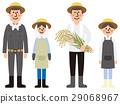 벡터, 농가, 남성 29068967