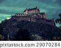 城堡 建築 堡壘 29070284