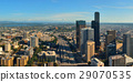 Seattle, rooftop, buildings 29070535