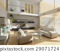 livingroom, modern, window 29071724