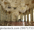 Majestic large decorated piano concert hall. 29071733