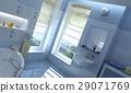 Contemporary bathroom. 29071769
