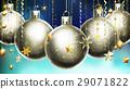 abstract balls christmas 29071822