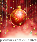 abstract background christmas 29071828