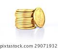 硬币 钱币 美元 29071932