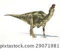Dinosaur, Illustration, maiasaura 29071981
