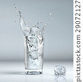 方塊 立方體 水滴 29072127