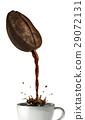 豆 豆子 咖啡 29072131