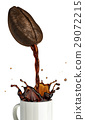 豆 咖啡 杯子 29072215