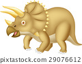 Triceratops cartoon 29076612