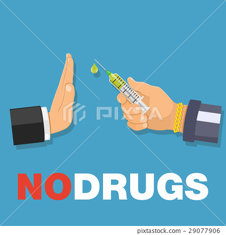 stop drugs concept 29077906