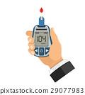 血液 血 仪表 29077983