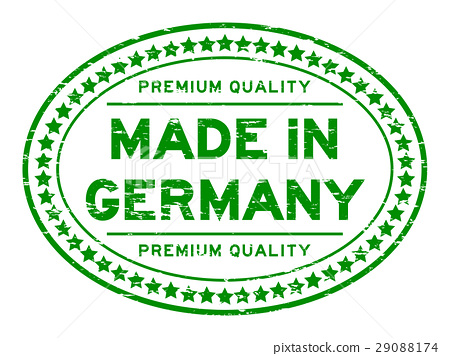 Grunge premium quality made in Germany rubber seal 29088174