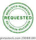 stamp, request, grunge 29088180