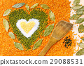 heart, bean, food 29088531