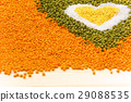 bean, food, heart 29088535