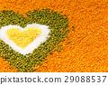bean, grain, heart 29088537