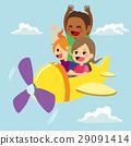 เด็ก,ๆ,เครื่องบิน 29091414