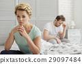 Married couple has serious quarrel 29097484