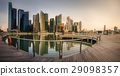 Singapore Skyline and view of Marina Bay 29098357