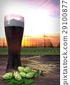 beer barley hop 29100877