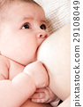 Baby breastfeeding 29108049
