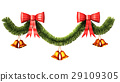 Christmas and new year decoration. 29109305