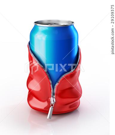 Soda can streaptease 29109375