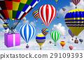 balloons, gifts, hot-air 29109393